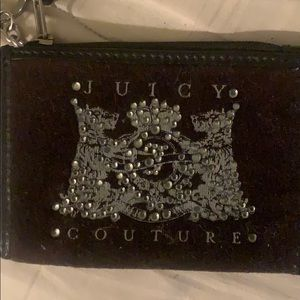 Juicy couture card wallet